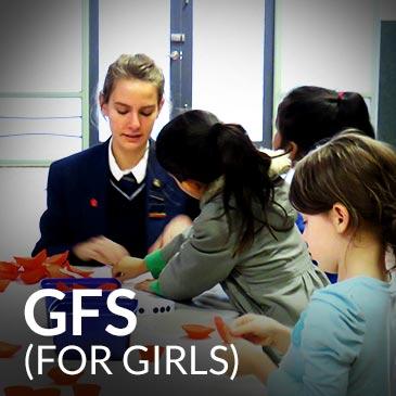 GFS (for girls)